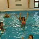 басейн у школі - це таке велике задоволення!