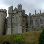 старовинний справжнісінький замок Arundel Castle зачарував всіх своїми садами і потаємними заплутаними ходами, а також захоплюючими бувальщинами.