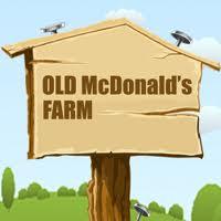 Поїздка на ферму до дядька Макдональда