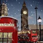 Зимние каникулы в Британии